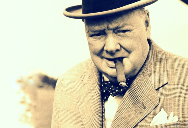 Черчилль, Железный занавес и история о том, как покер едва не разрушил Североатлантический Альянс