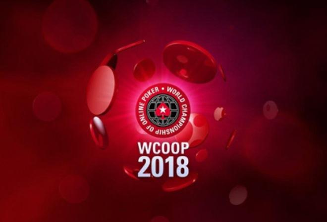 WCOOP 2018 стартует на PokerStars 2 сентября