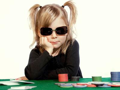 Факультатив по покеру в школе.