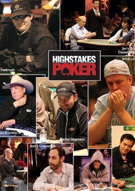 7й сезон High Stakes Poker.