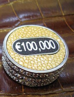 Покерный набор для олигархов.