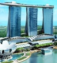 Сингапур - новая Мекка игорного бизнеса
