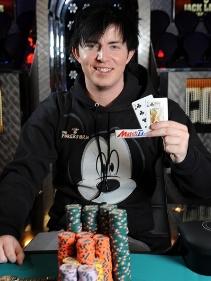 Джейк Коди теперь в команде PokerStars
