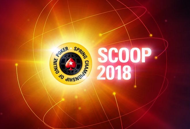 Серия SCOOP с гарантией в $65 миллионов на PokerStars