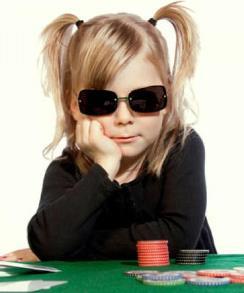 В покер играют даже в школах и собираются сыграть в космосе