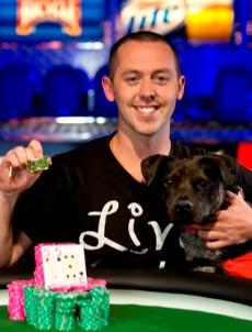 Тревор Поуп стал победителем турнира по безлимитному холдему 8-макс $5,000