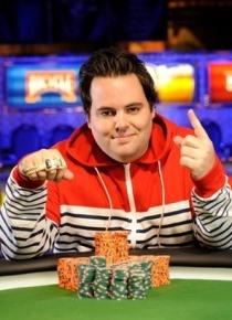 Чарльз Сильвестр увозит в Канаду золотой браслет Event 3 WSOP 2013