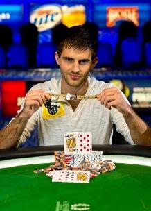 Мэттью Эштон - победитель Poker Players Championship