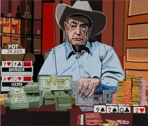 Еще один портрет Крестного отца покера