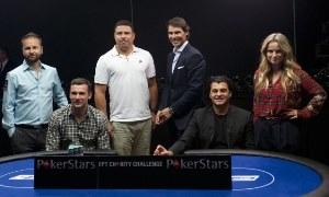 Рональдо и Шевченко: Покер - это серьезно