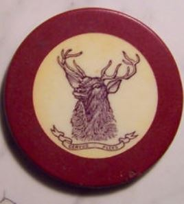 Старые фишки - настоящий клад для коллекционера