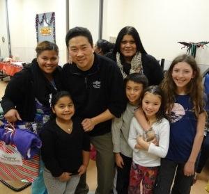 Бернард Ли создал благотворительную программу для детей