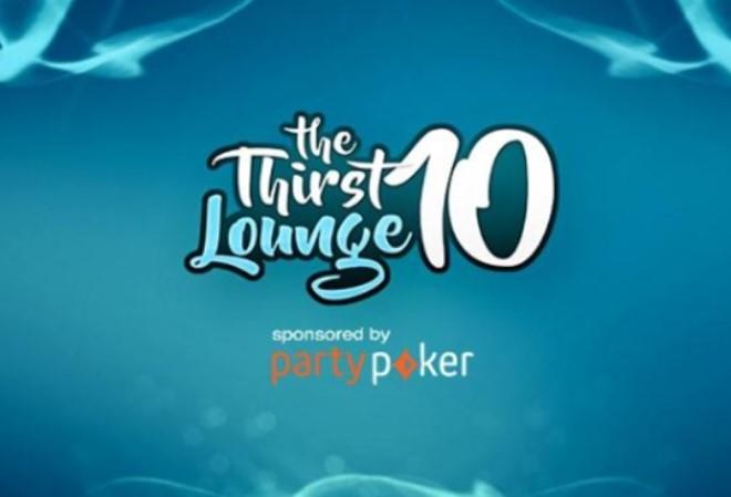 PartyРoker  новый спонсор канала Билла Перкинса The Thirst Lounge