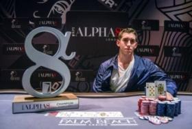 Турнир хайроллеров на WPT Alpha8 в Лондоне покорился Дэну Колману