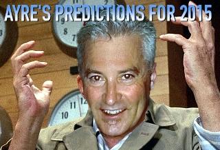 Я, Кельвин Эйр, безумный пророк Интернета, предсказываю, что в течение следующих 12 месяцев