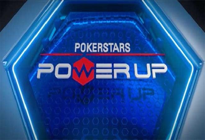 PokerStars запустил Power Up на реальные деньги
