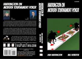 Новая книжка о покере от Дэна Харрингтона