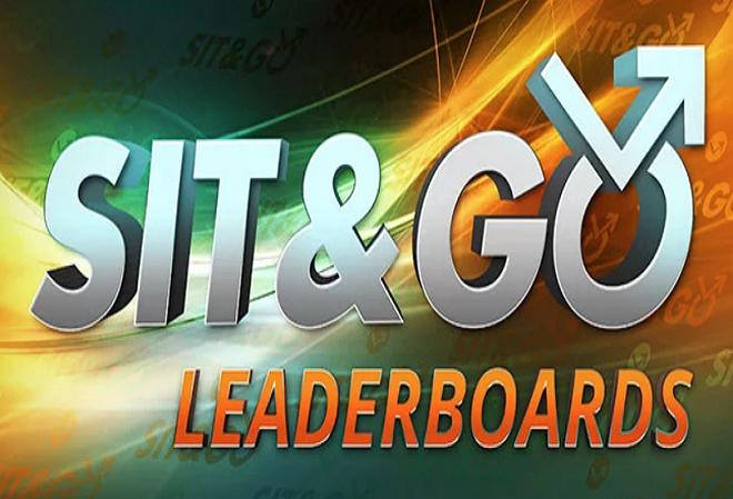Еженедельные лидерборды для игроков в Sit-and-Go