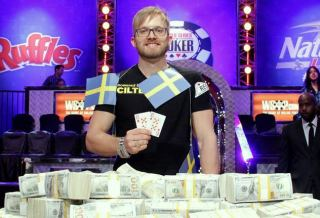 Интервью с Мартином Якобсоном: Вопрос денег в покере для меня никогда не был самым важным