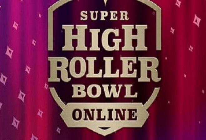 Super High Roller Bowl пройдет в онлайне