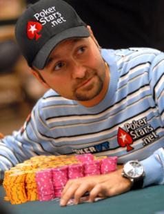 Даниэль Негреану - на первой позиции рейтинга Global Poker Index