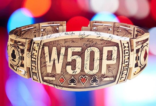 Главный турнир WSOP стал вторым по числу участников в истории