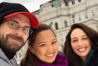 Блог Кары Скотт: Веселое, но утомительное возвращение в Канаду