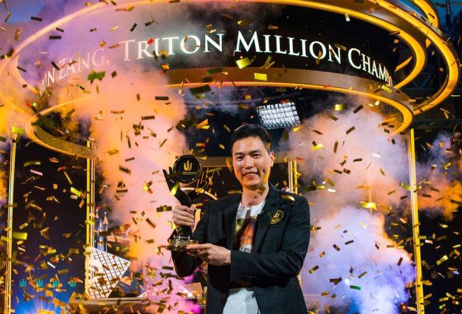 Лондонский турнир за миллион фунтов выигрывает Аарон Занг; Брин Кенни - новый лидер рейтинга турнирных призовых