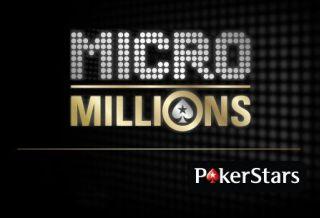 PokerStars Специальные турниры для наших игроков, посвящнные серии MicroMillions