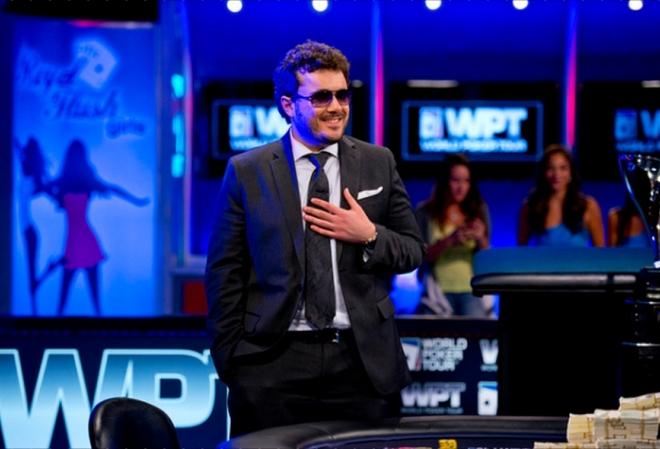 Неутолимая покерная жажда Энтони Зинно