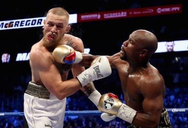 МакГрегор большой фаворит противостояния с Мейвезером в MMA