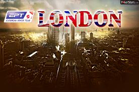 EPT Лондон прямые трансляции с 14 октября
