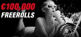 100,000 евро во фрироллах для депозитеров в Titan Poker