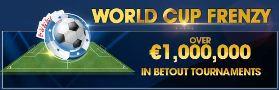 Акция World Cup Frenzy в William Hill Poker