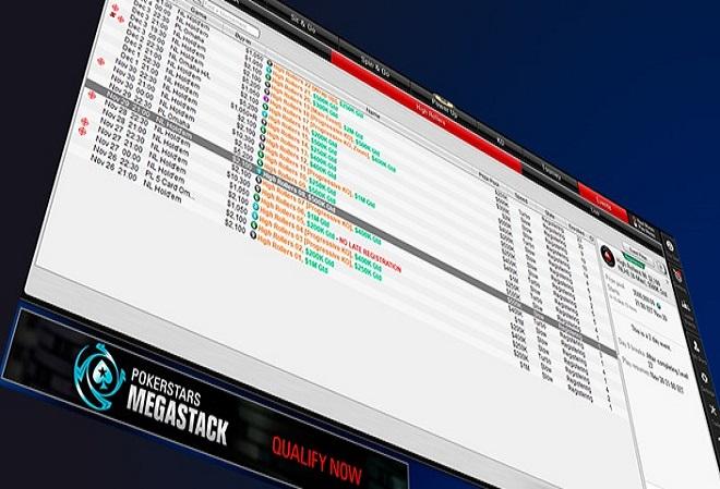 PokerStars проведт новую онлайн-серию турниров с высоким бай-ином под названием High Rollers