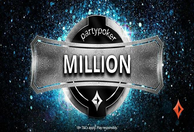 PartyPoker упрощает путь квалификации к турниру MILLION