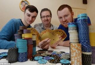 Покерная семейка