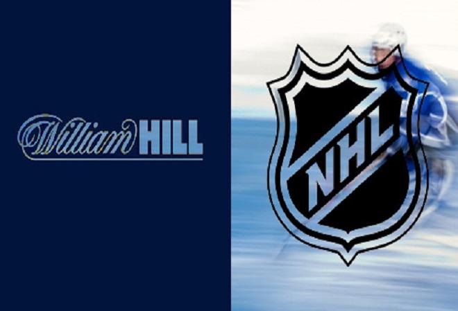 William Hill и НХЛ заключили партнерское  соглашение