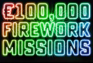 Выиграйте часть от &x20AC;100,000 в акции Firework Missions на William Hill