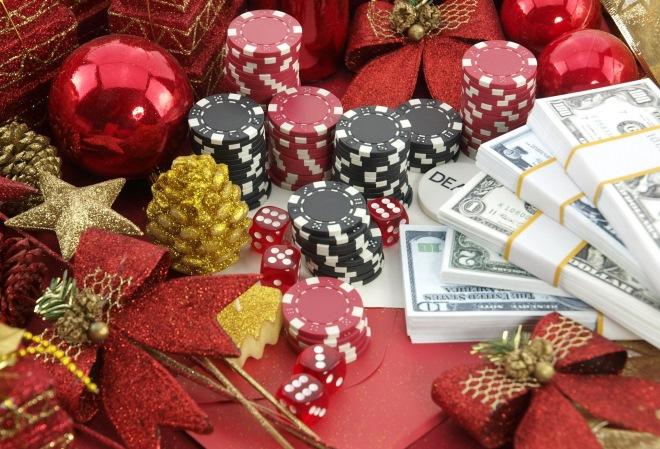 Новогодний фриролл с призовым фондом $200 для наших игроков в 888 Poker