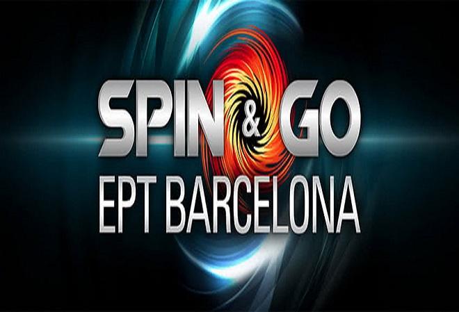 PokerStars запустил EPT Barcelona Spin and Go