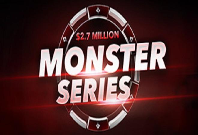 Неоднозначный старт Monster Series на PartyPoker