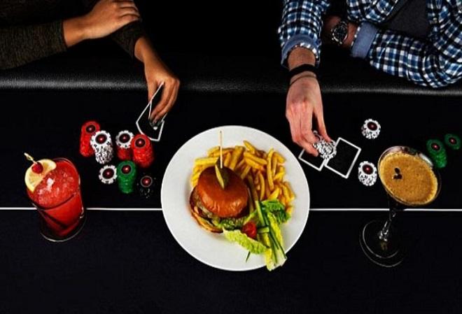 Питание и покер - что нужно знать