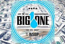 Негреану и Кейтс - среди одиннадцати новых участников Big One for One Drop