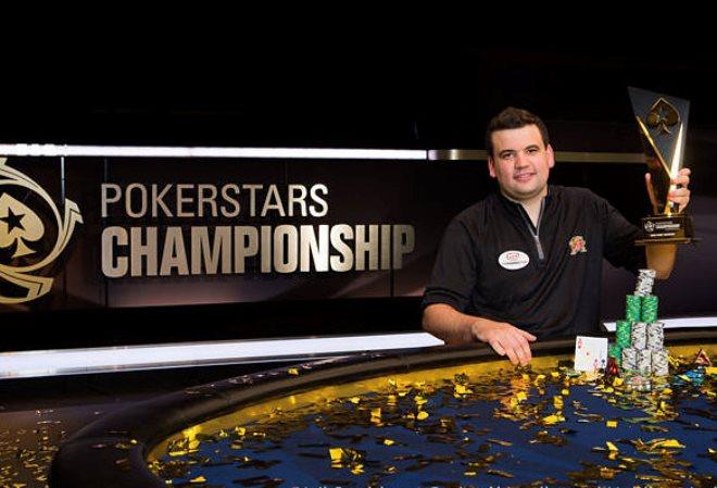 Кристиан Хардер выиграл главный турнир PokerStars Championship 2017 Bahamas