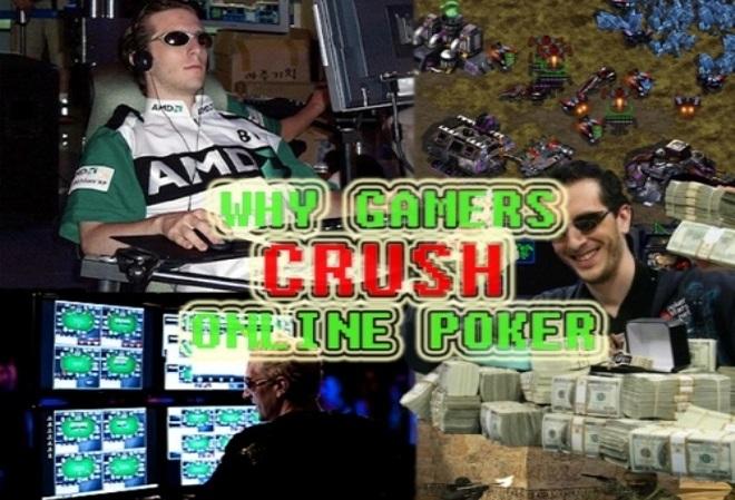 Почему киберспортсмены так хороши в онлайн-покере?