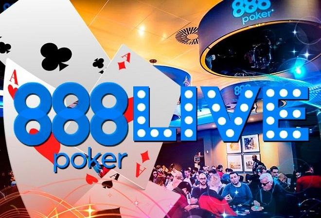 Организаторы 888poker LIVE объявили полное расписание тура
