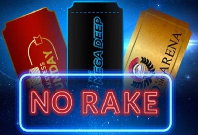 888 Рoker не будет брать рейк в своих самых популярных турнирах этого воскресенья