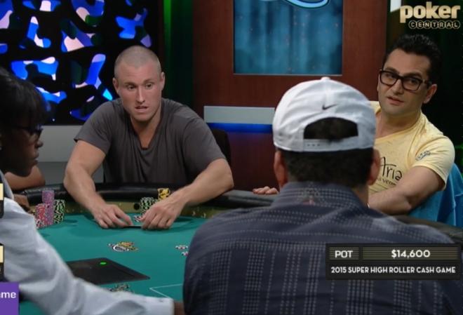 Как Мэтт Кирк зажигал в кэш-игре с бай-ином $250k