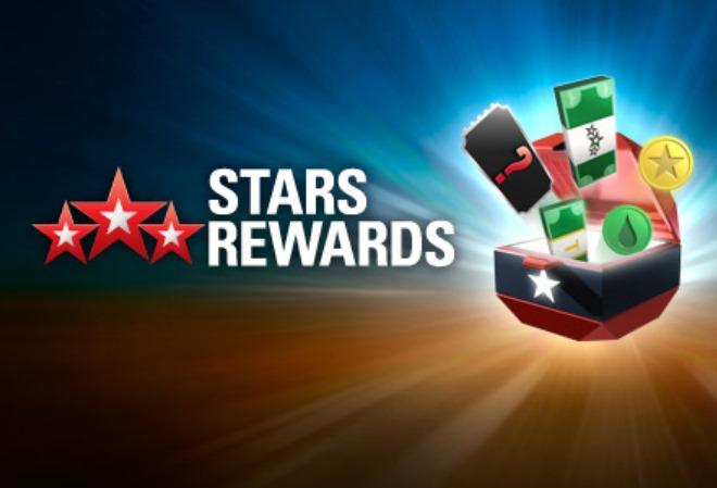 Получите сундук на $100 в рамках акции Stars Rewards Bundles